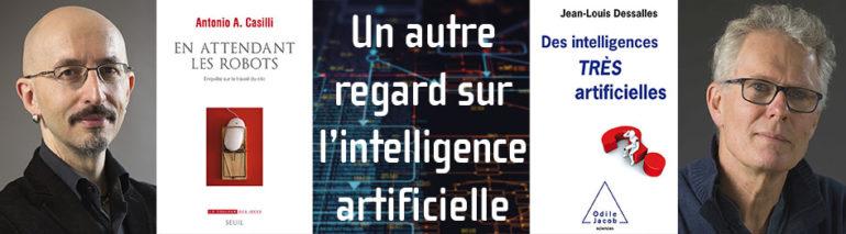 A. Cailli,, JL. Dessalles : un autre regard sur l'IA