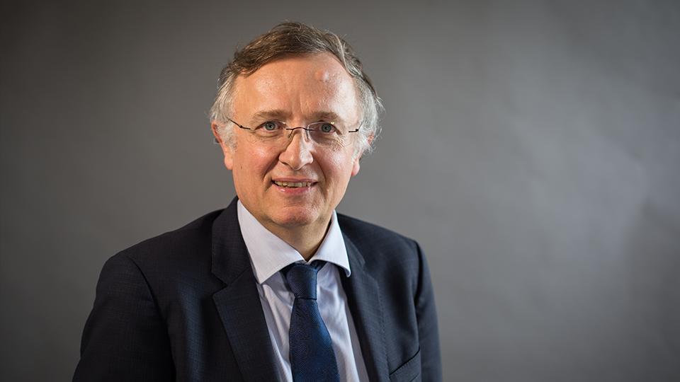 Yves Poilane, ancien directeur de Télécom Paris
