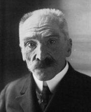 Photographie de Edouard Estaunié en 1923