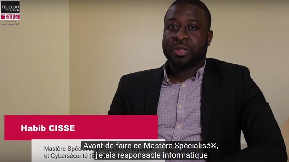 MS ARC : témoignage de Habib Cissé