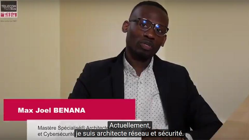 MS ARC : témoignage de MJ Benana