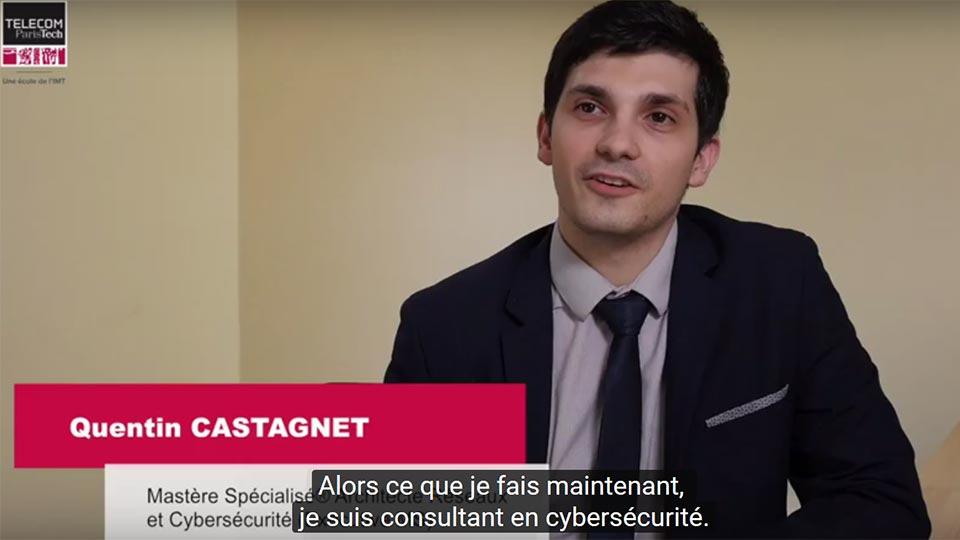 MS ARC : témoignage de Quentin Castagnet
