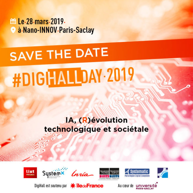 Digihall Day 28/3/2019