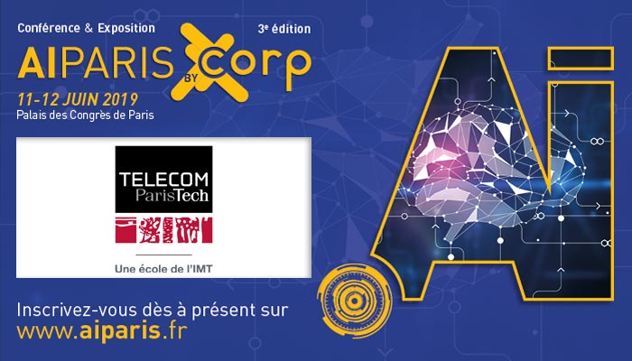 Télécom ParisTech à IA Paris