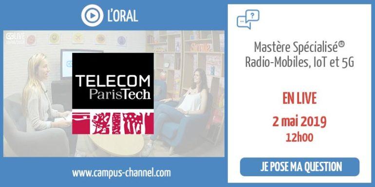 Le MS Radio-Mobiles IoT 5G sur Campus Channel
