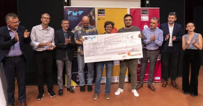 Journée de l'Innovation : La Butinerie, meilleur projet étudiant