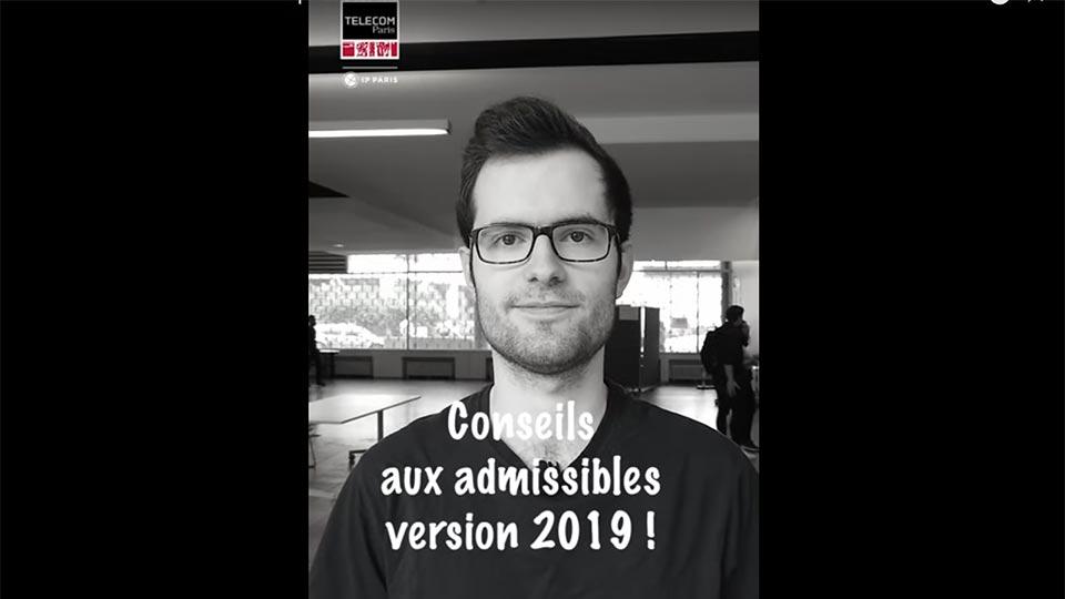 Conseils aux admissibles 2019 ! par Florian