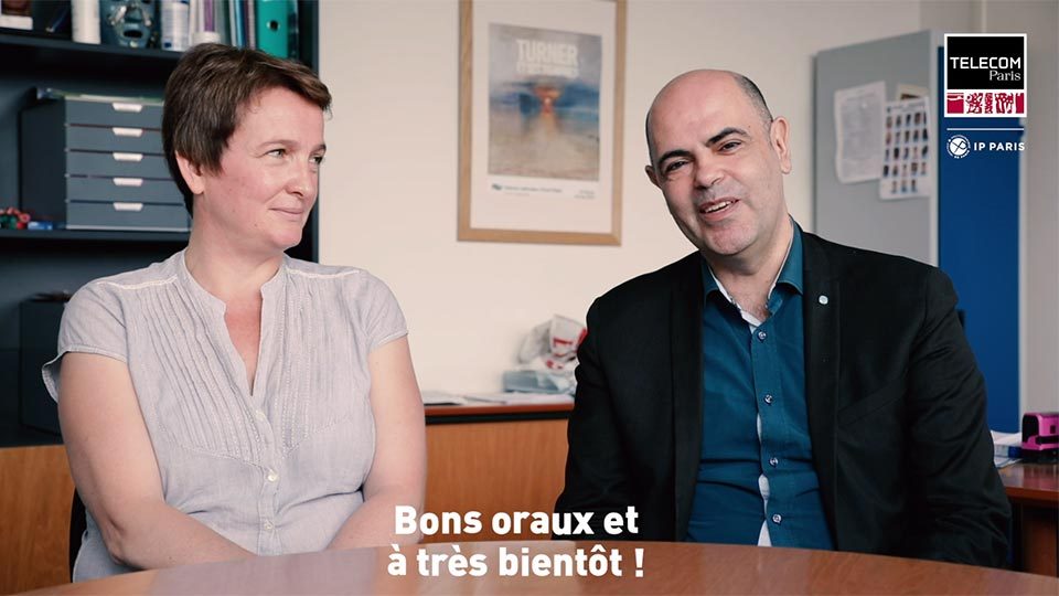 Admissibles : apprendre à Télécom Paris