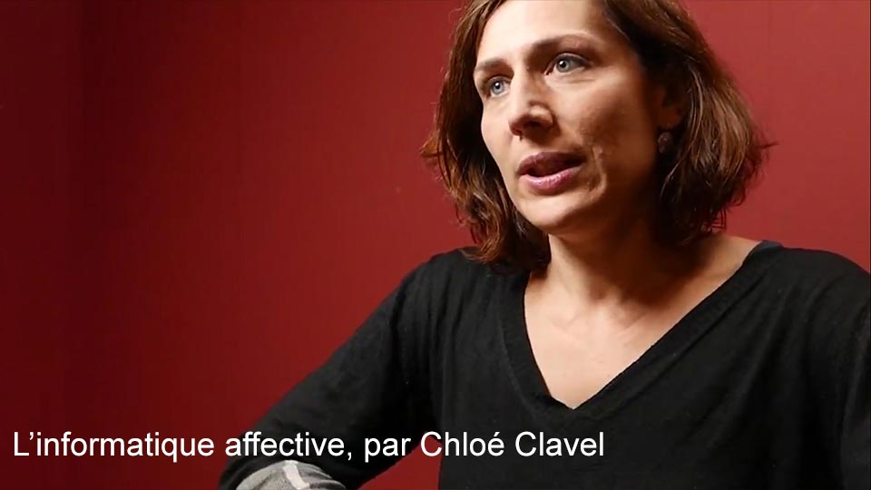 L'informatique affective, par Chloé Clavel