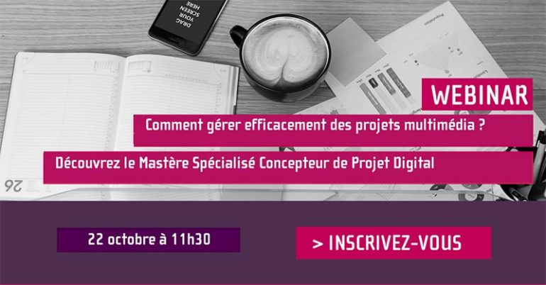 Webinaire MS Conception Projet Digital