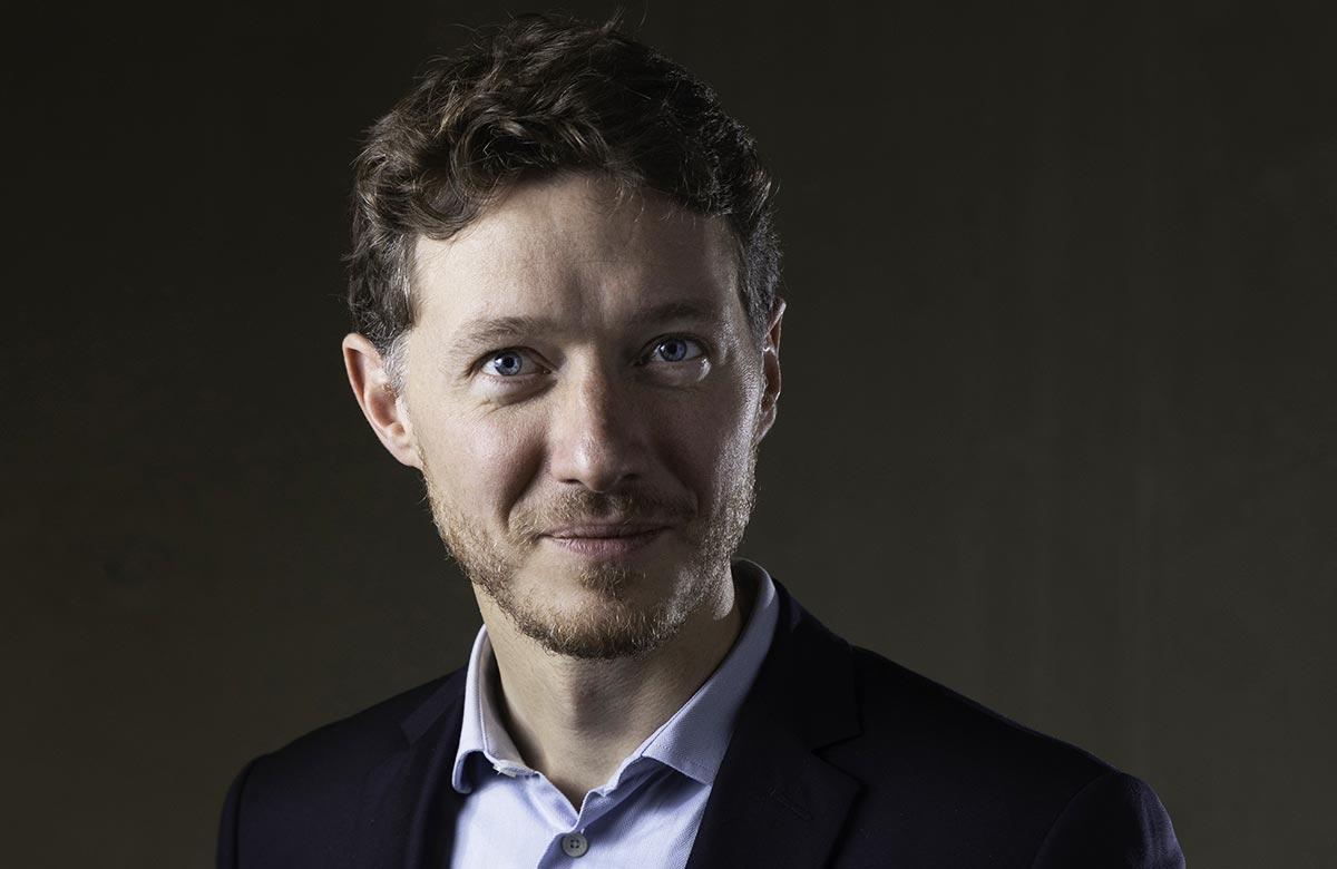 Nicolas Glady, nouveau directeur de Télécom Paris