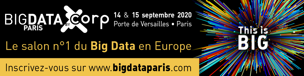 Big Data Paris 2020
