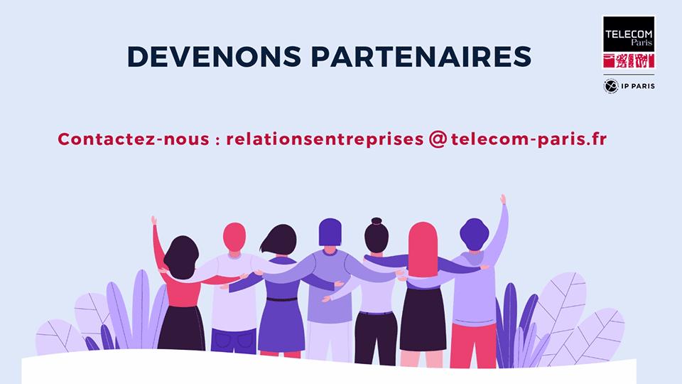Entreprises : Devenons partenaires !