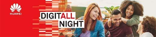 Huawei Digitall night