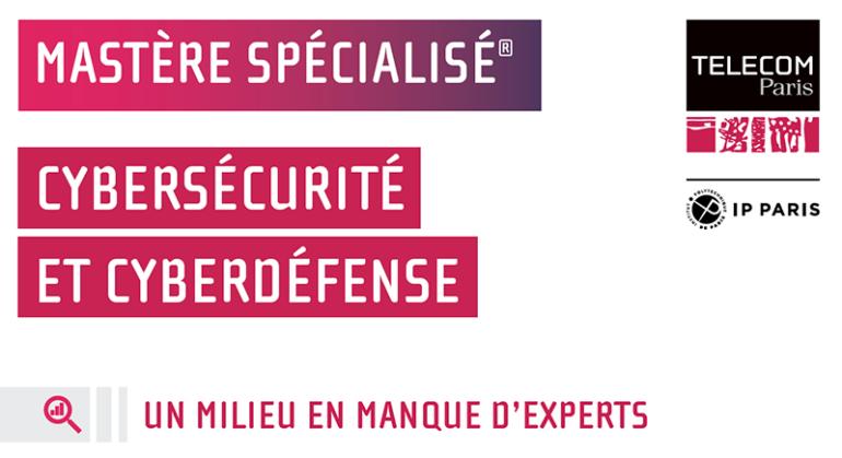 MS Cybersécurité Cyberdéfense