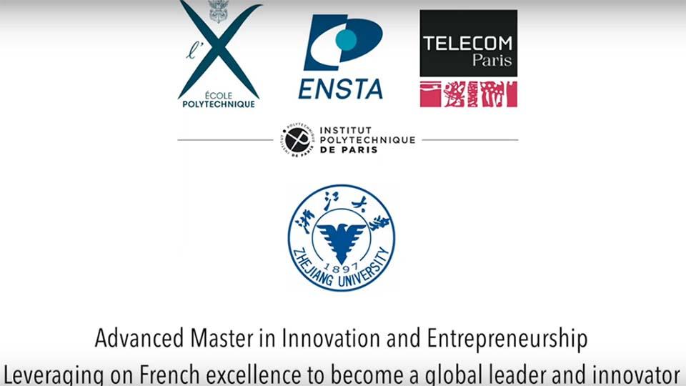 Advanced Master Innovation Entreprreneurship