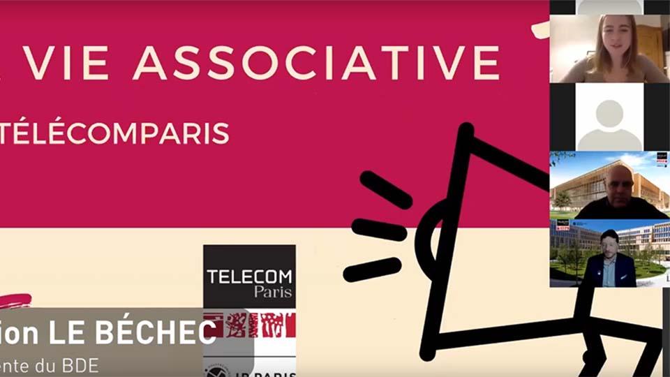 JPO déc. 2020 : la vie associative, par Marion Le Béchec