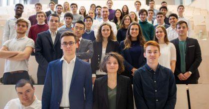 L'équipe du Forum Télécom Paris
