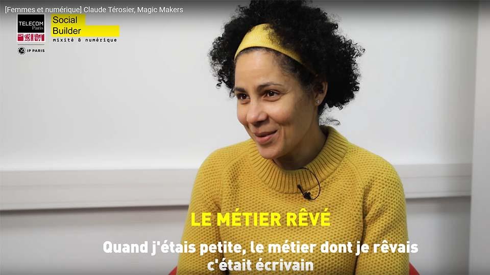 Claude Terosier (interview femmes et numérique)