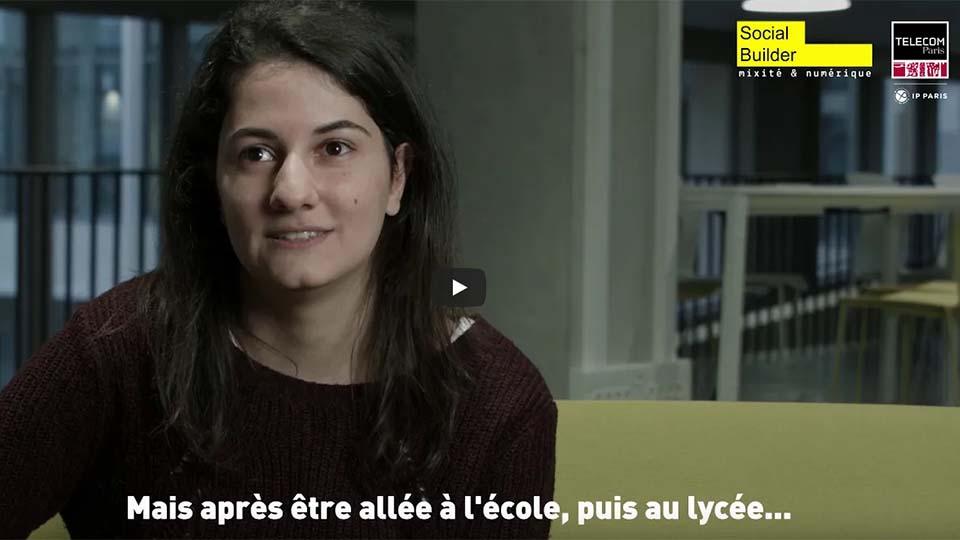 Dima Ayyash (interview Femmes et Numérique)