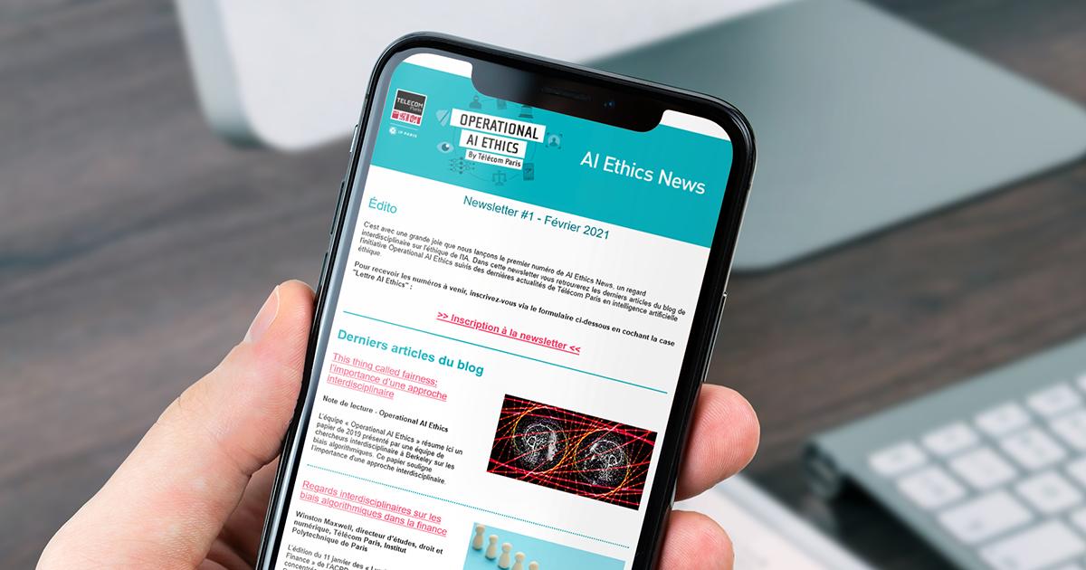 AI Ethics News : un regard interdisciplinaire sur l'IA éthique