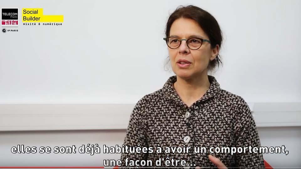Valérie Beaudouin (interview femmes et numérique)