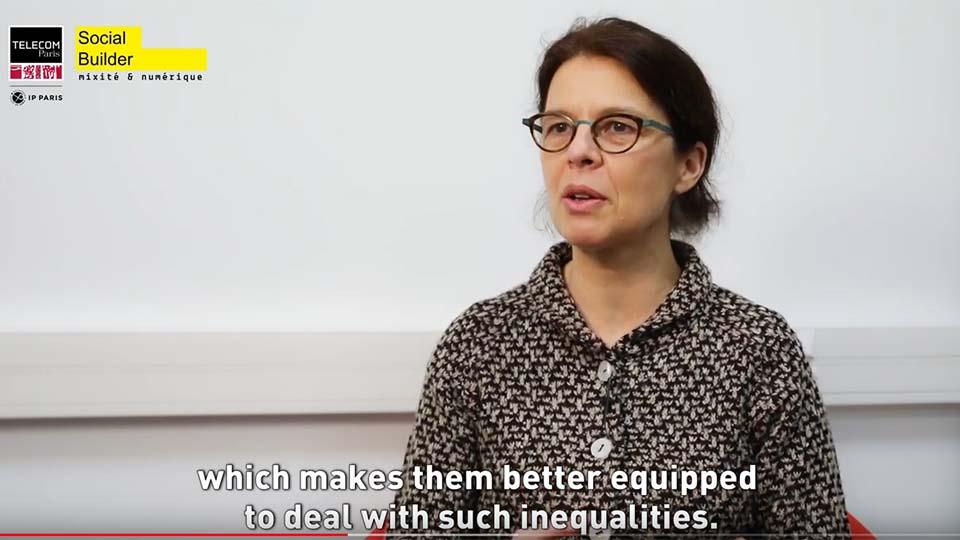 Valérie Beaudouin (interview Women & Digital)