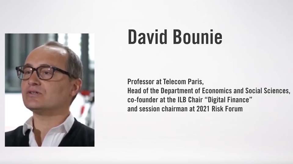 ILB Brief : David Bounie