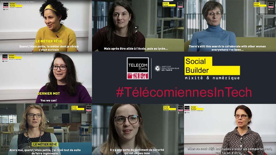 [Femmes et numérique] Florilège