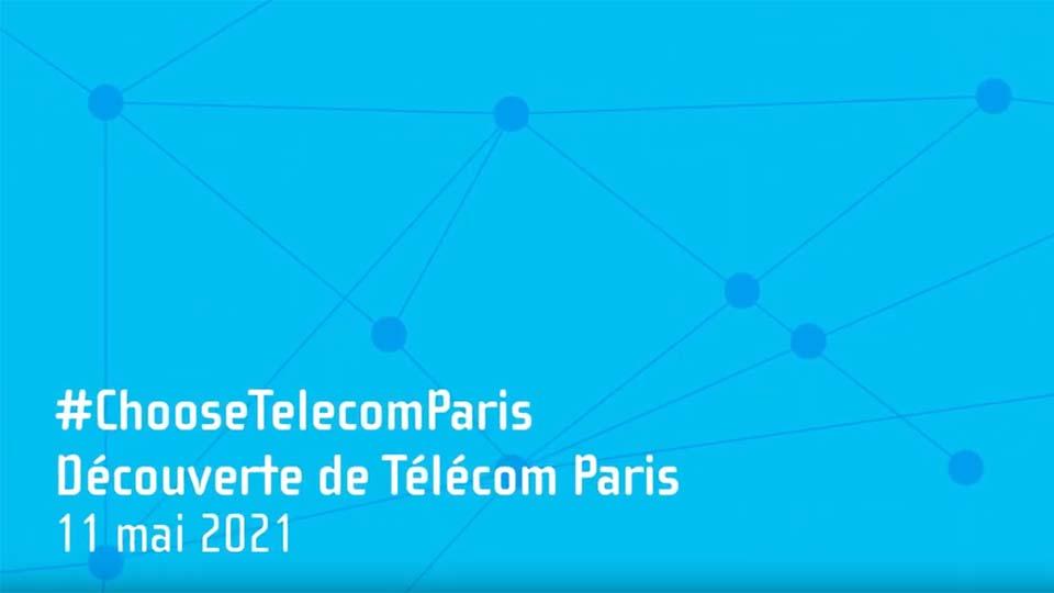 JPO mai 2021 #1 : découverte de Télécom Paris