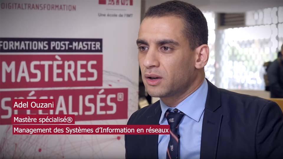 MS MSI témoignage Adel Ouzani