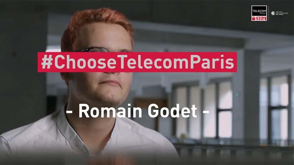 Admissibles : Romain Godet