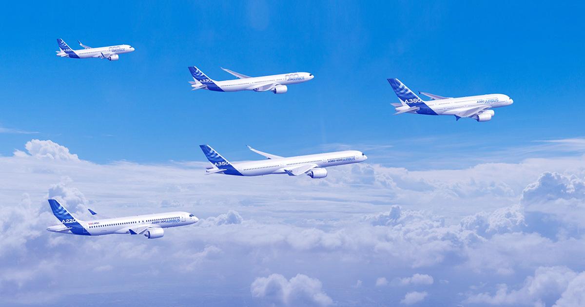 Airbus, des données massives pour la maintenance prédictive