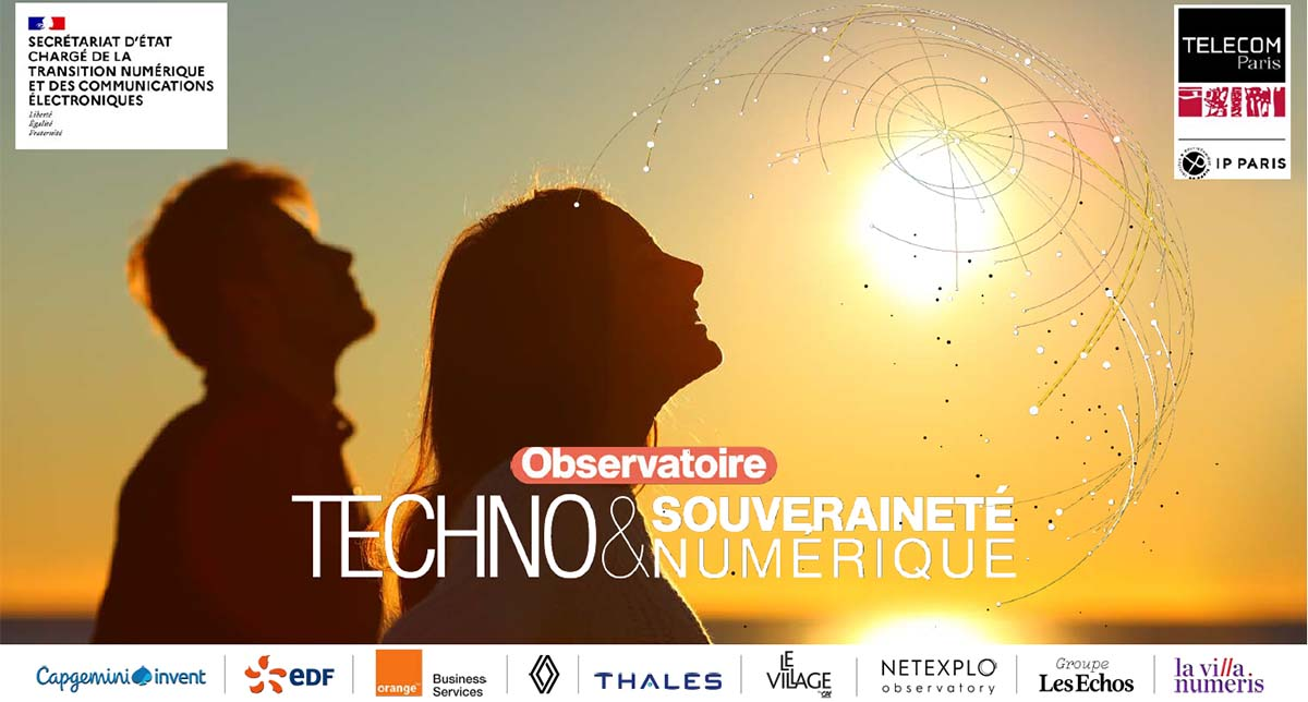 Observatoire Techno & souverainet numérique (+ logotypes)