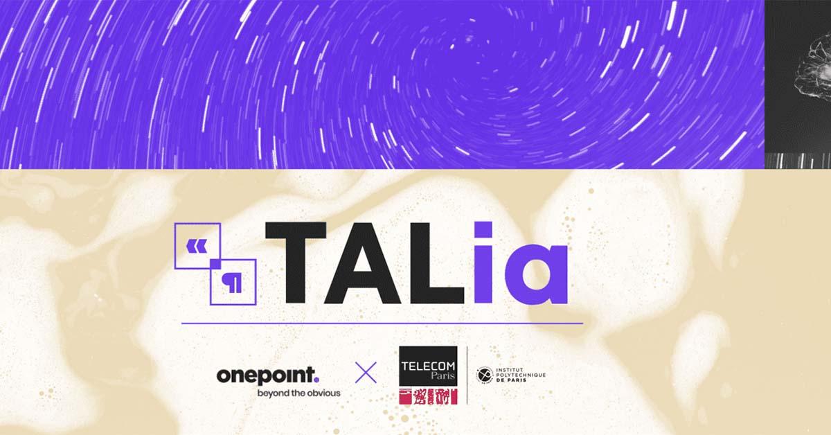 TALia, labo commun IA/TALN