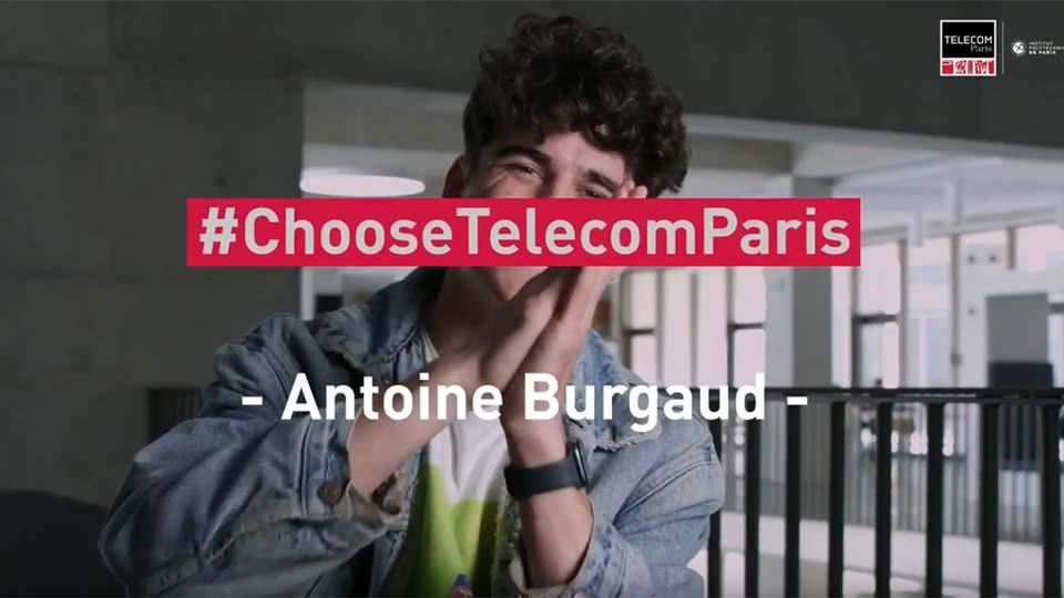 Admissibles : Antoine Burgaud