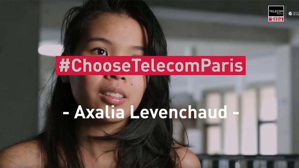 Admissibles : Axalia Levenchaud