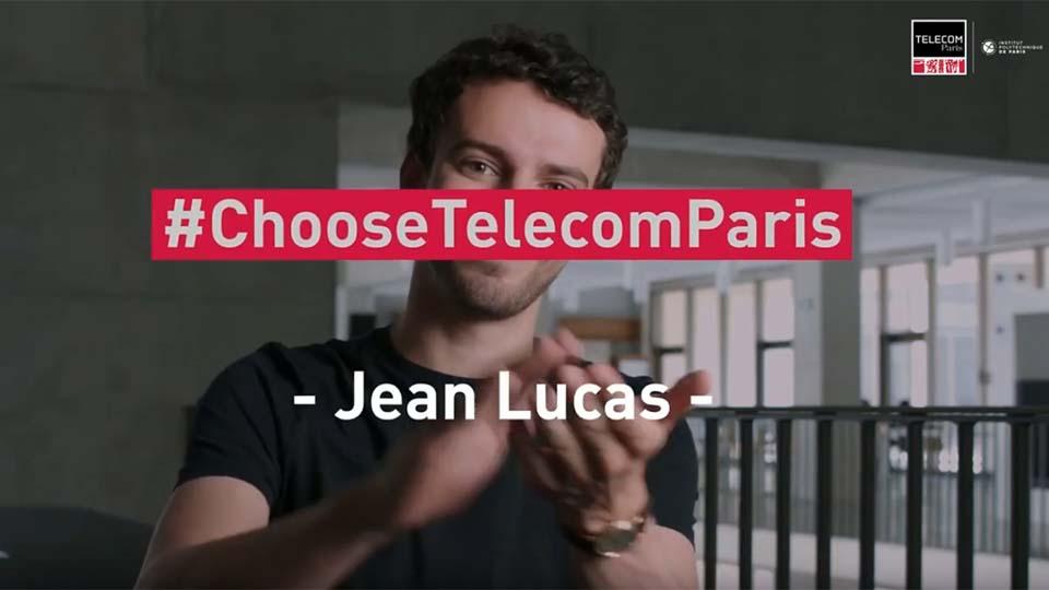 Admissibles : Jean Lucas