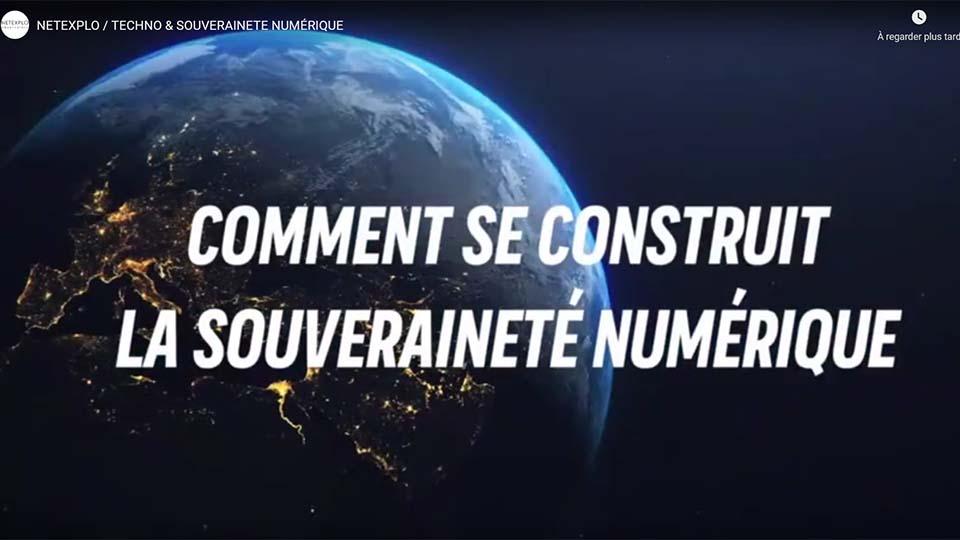 Obs TSN : Comment se construit la souveraineté numérique (vidéo)