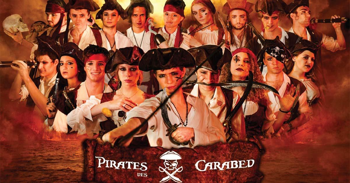 BDE Pirates des Carabed 2021-2022