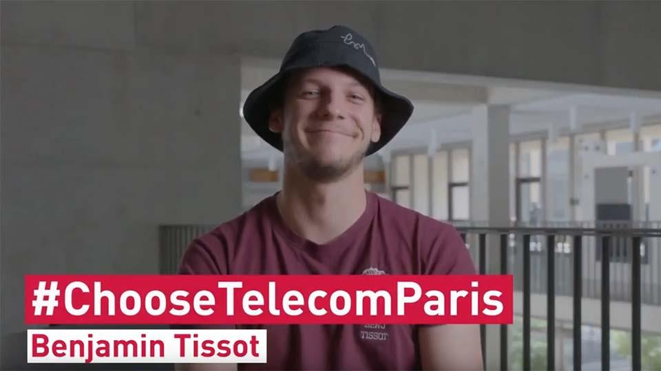 Admissibles : Benjamin Tissot