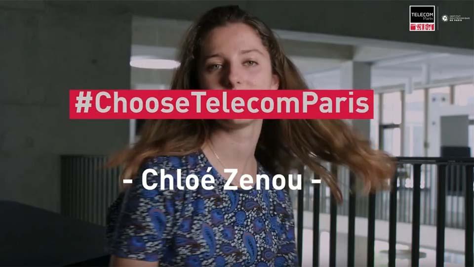 Admissibles : Chloé Zenou