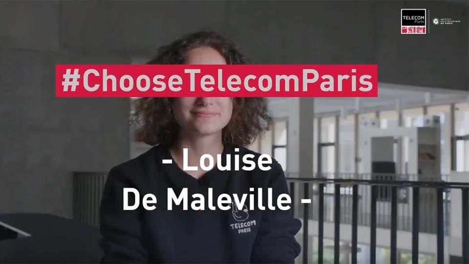Admissibles : Louise de Maleville