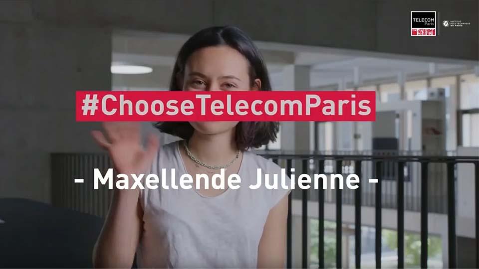 Admissibles : Maxellende Julienne