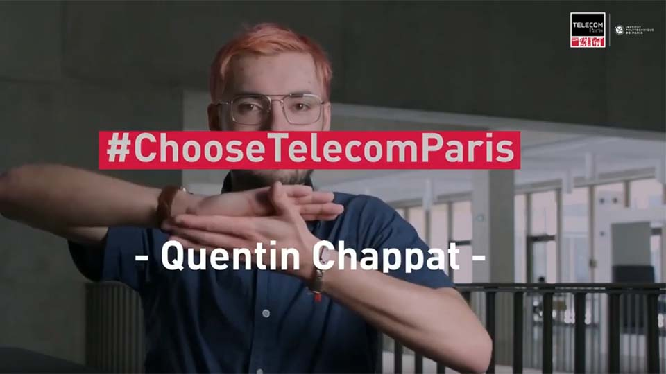 Admissibles : Quentin Chappat
