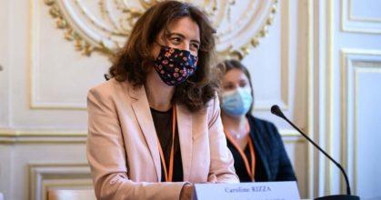 Caroline Rizza (équipe rapport sensibilisation aux risques)