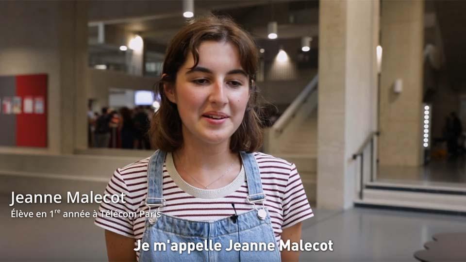 Témoin rentrée : Jeanne Malecot
