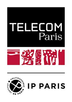 Logotype Télécom Paris (250 pixels de large)